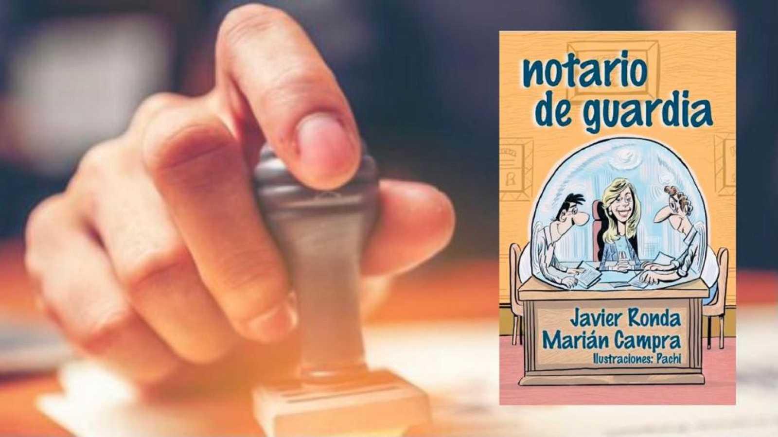 No es un día cualquiera - Javier Ronda - Periodista - Libro Notario de Guardia - El café de las 9 - 27/02/2021 - Escuchar ahora