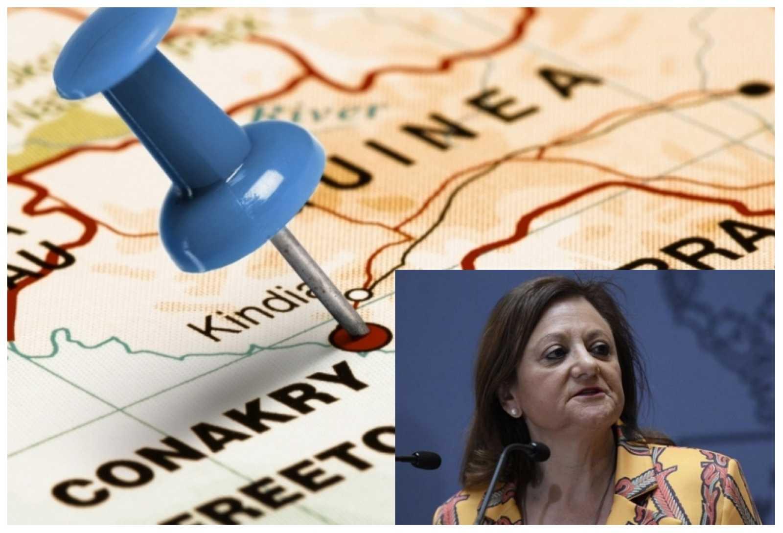 14 Horas Fin de Semana - Visita de Exteriores a Guinea-Conakry - Escuchar ahora