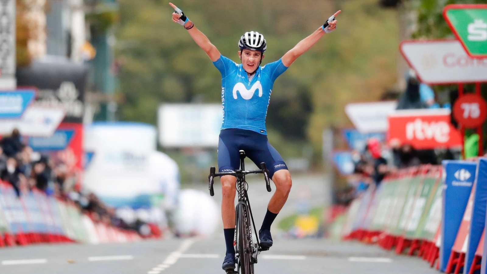 """Tablero deportivo - Marc Soler: """"Aspiro a todo en el Giro"""" - Escuchar ahora"""