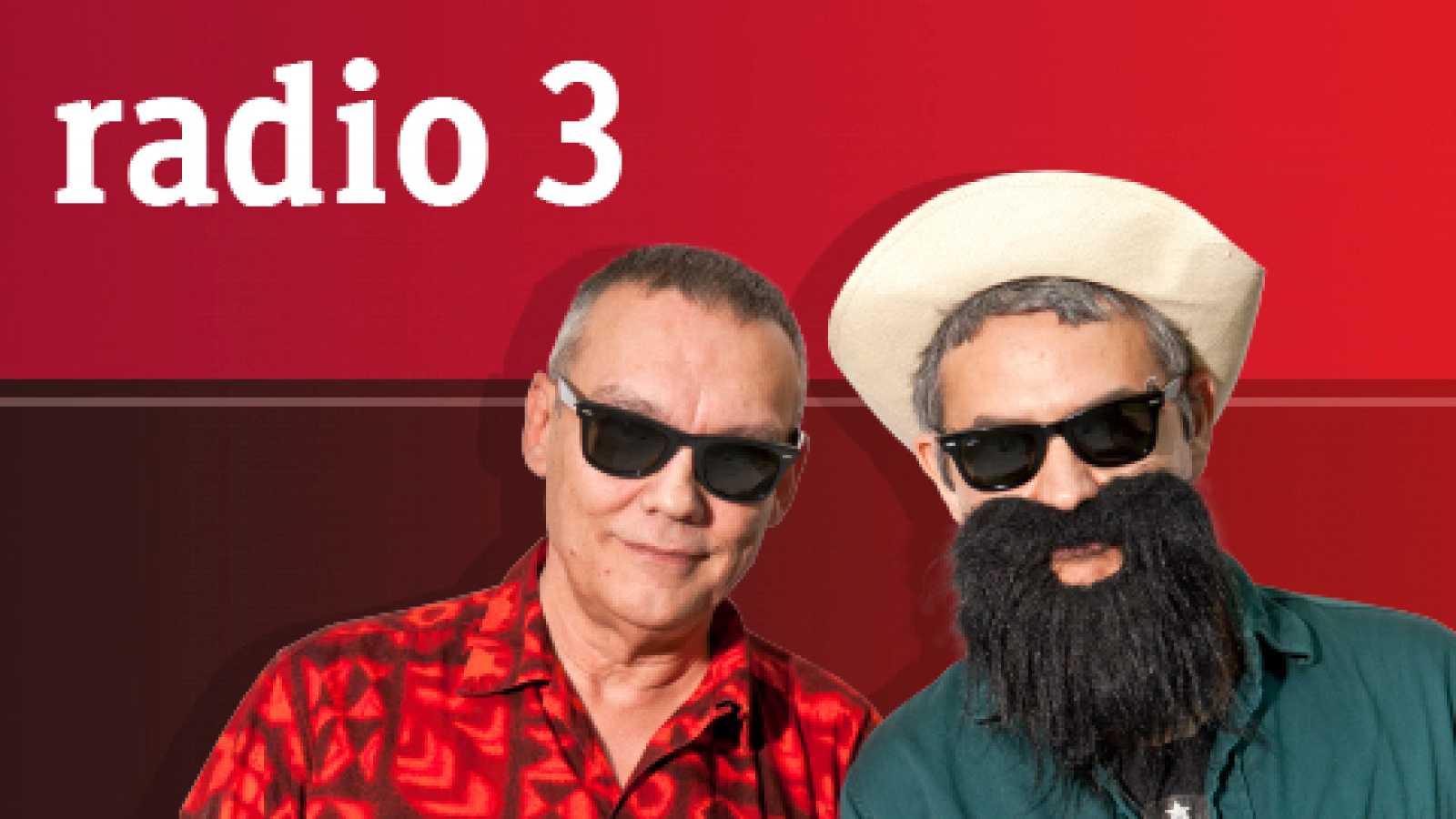 Melodías Pizarras - Un par de gemas Skiffle y trece locuras más - 27/02/21 - escuchar ahora