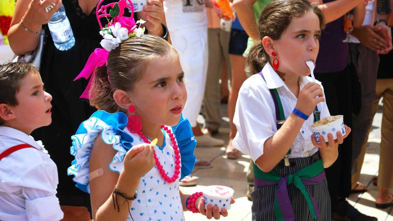 España a las 8 Fin de Semana - Día de Andalucía 2021 - Escuchar ahora