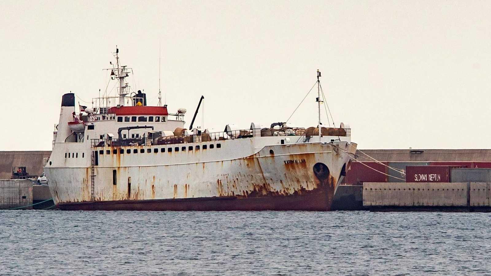 España a las 8 Finde Semana - El barco del horror - Escuchar ahora