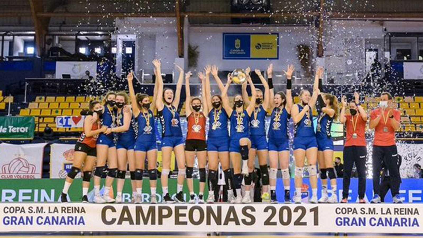 """Tablero deportivo - Ellas siempre ganan: """"Alcobendas campeonas de la Copa"""" - Escuchar ahora"""