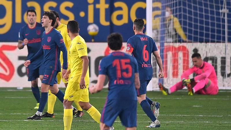 Tablero deportivo - El Atlético de Madrid se mantiene líder - Escuchar ahora