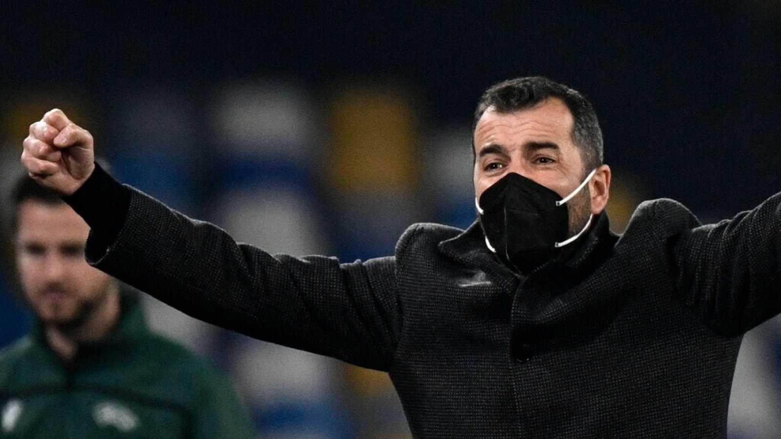 """Tablero deportivo - Diego Martínez: """"Hay que trabajar en gigante en el presente"""" - Escuchar ahora"""