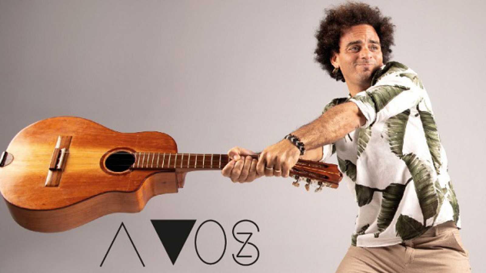 Artesfera - Jorge Iván Martín presenta 'AVOSz a la edición de los Grammy 2021 - 01/03/21 - escuchar ahora