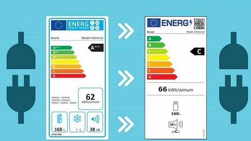 Más cerca - Llegan las nuevas etiquetas energéticas para los electrodomésticos - Escuchar ahora