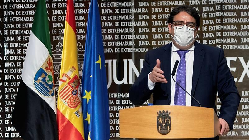 14 horas - Extremadura exige acciones coordinadas de las comunidades de cara a Semana Santa - Escuchar ahora