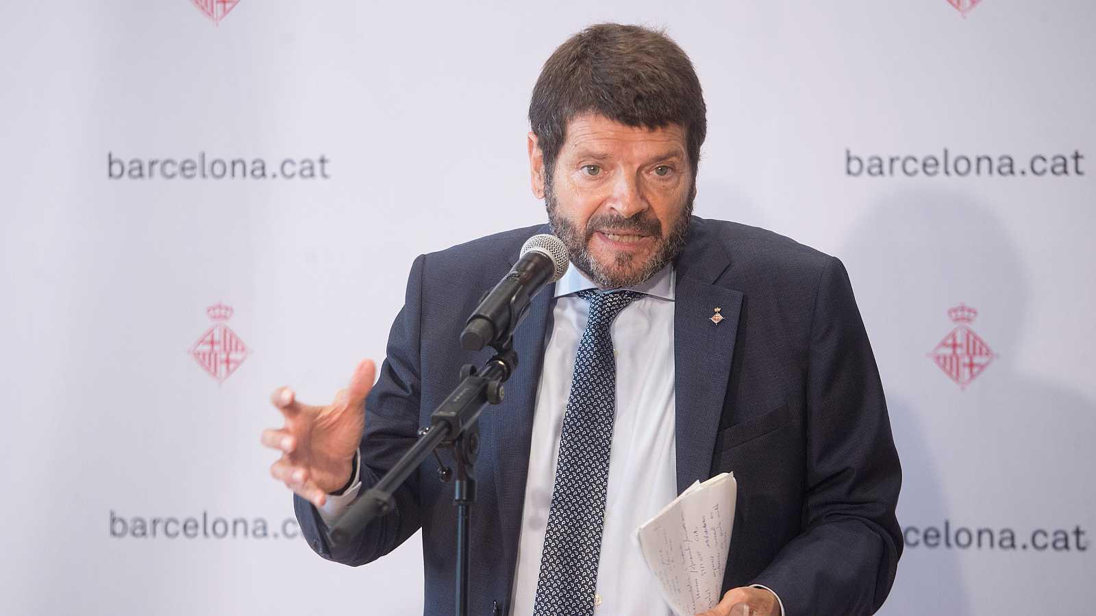 """Las mañanas de RNE con Íñigo Alfonso - Albert Batlle: """"Negociar políticas de seguridad con la CUP es un auténtico disparate"""" - Escuchar ahora"""