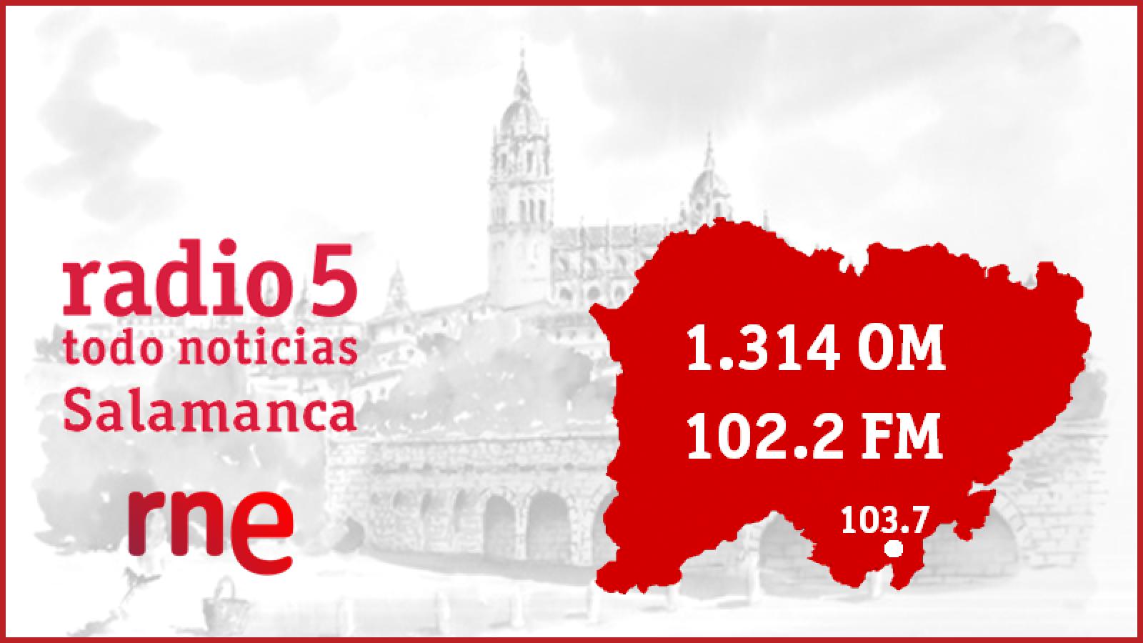 Informativo Salamanca - 02/03/2021 - Escuchar ahora