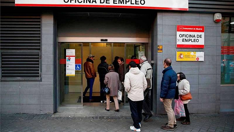 Las mañanas de RNE con Íñigo Alfonso - Cuatro millones de personas están en paro en España: el dato más alto desde 2016 - Escuchar ahora