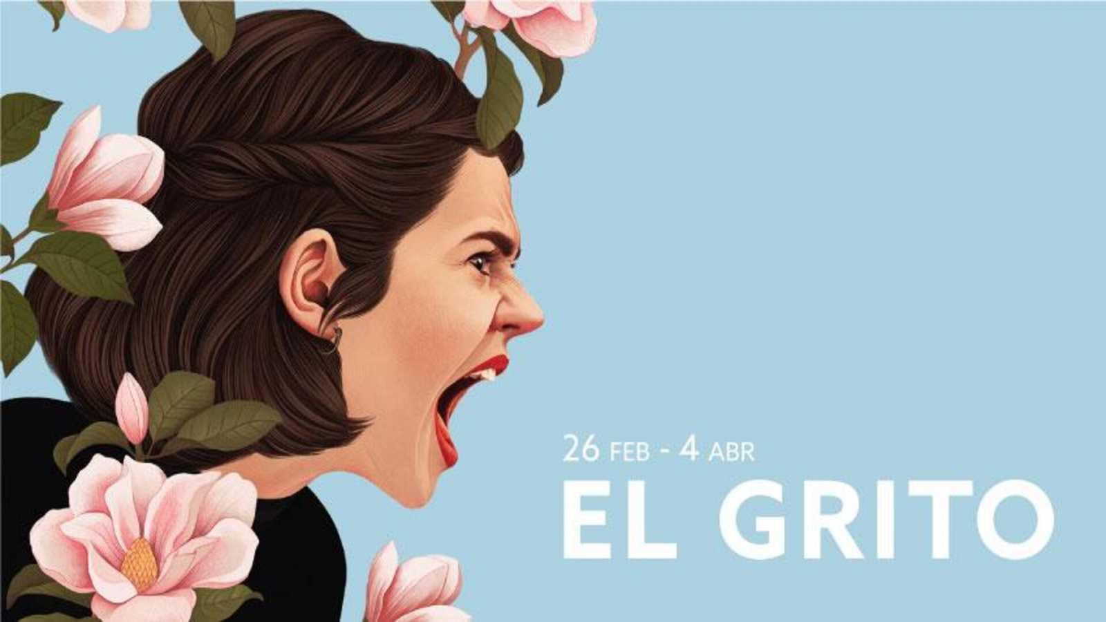 Las mañanas de RNE con Pepa Fernández - 'El grito', el nuevo proyecto de Pilar de Yzaguirre - escuchar ahora