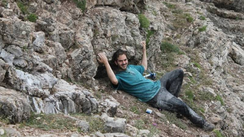 Punto de enlace - Daniel Pastor Galán estudia en Japón el pasado geológico - 02/03/21 - escuchar ahora