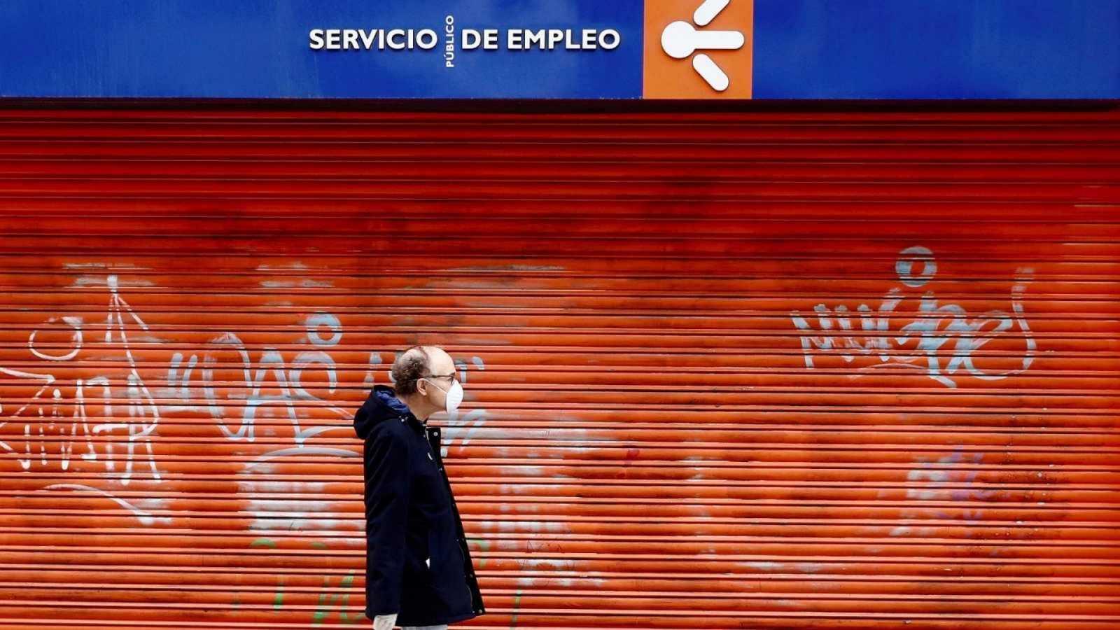14 horas - Un 18 % más de trabajadores están en ERTE desde febrero - Escuchar ahora