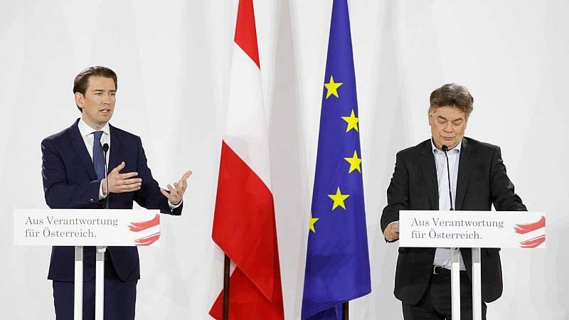 14 horas - Austria y Dinamarca se desmarcan de la UE y se aliarán con Israel para producir nuevas vacunas - Escuchar ahora