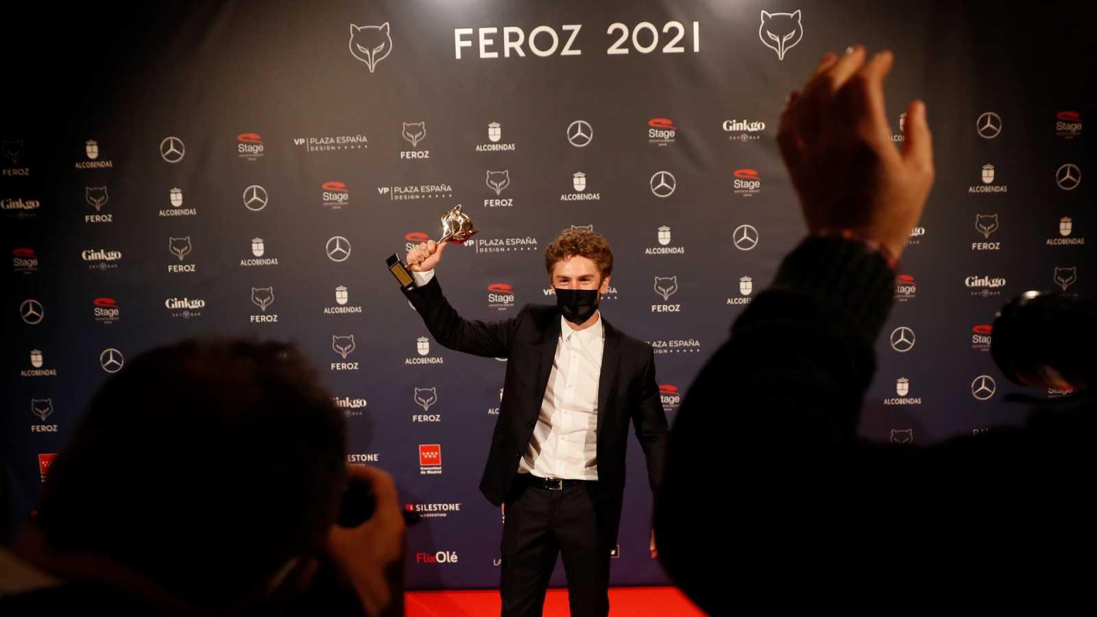 24 horas - Unos Premios Feroz marcados por la pandemia - Escuchar ahora