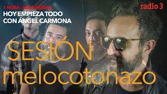 Hoy empieza todo con Ángel Carmona - #SesiónMelocotonazo: Tune-Yards, Molotov, The Lemonheads... - 03/03/21