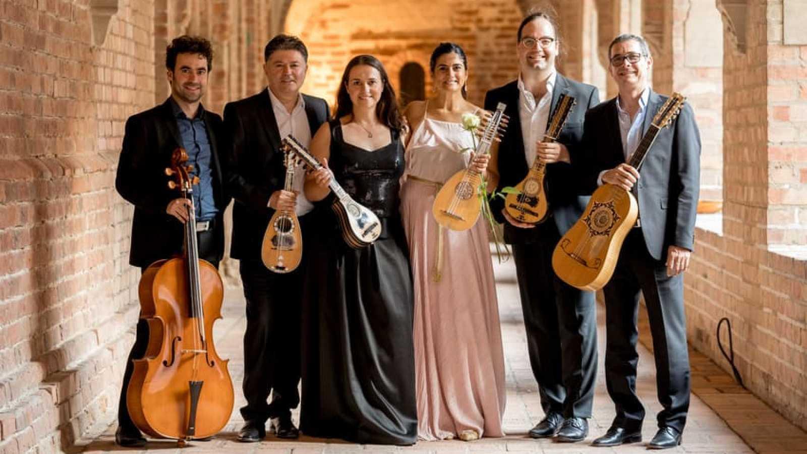 Entrevista a Artemandoline - 'la mandolina barroca' - escuchar ahora