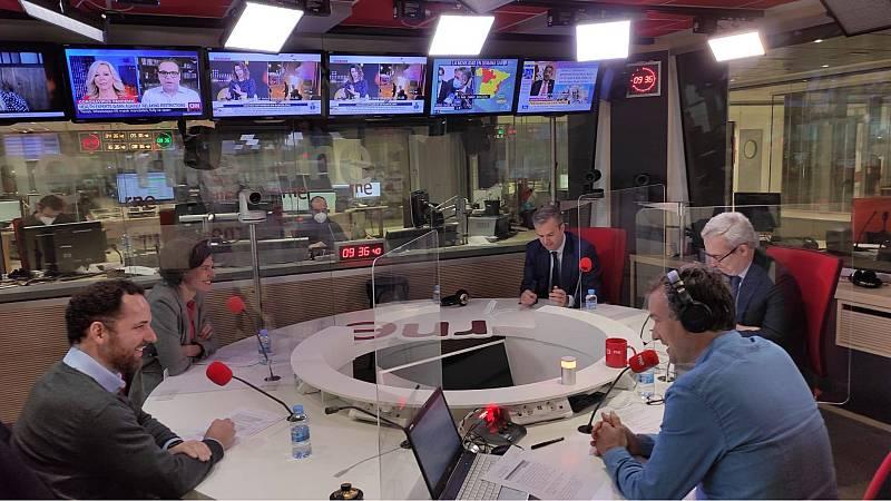 Las mañanas de RNE con Íñigo Alfonso - Café Aspen: las reglas del juego en la revolución tecnológica - Escuchar ahora