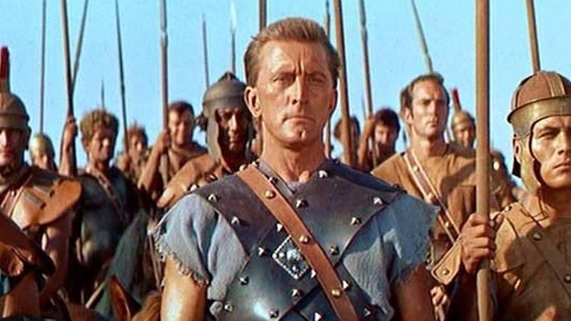 Una historia de película - Espartaco, el esclavo que puso en jaque al ejército romano - 04/03/21 - Escuchar ahora