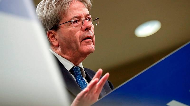 14 horas - Bruselas propone que el control de la deuda y el déficit  siga suspendido hasta 2023 - Escuchar ahora