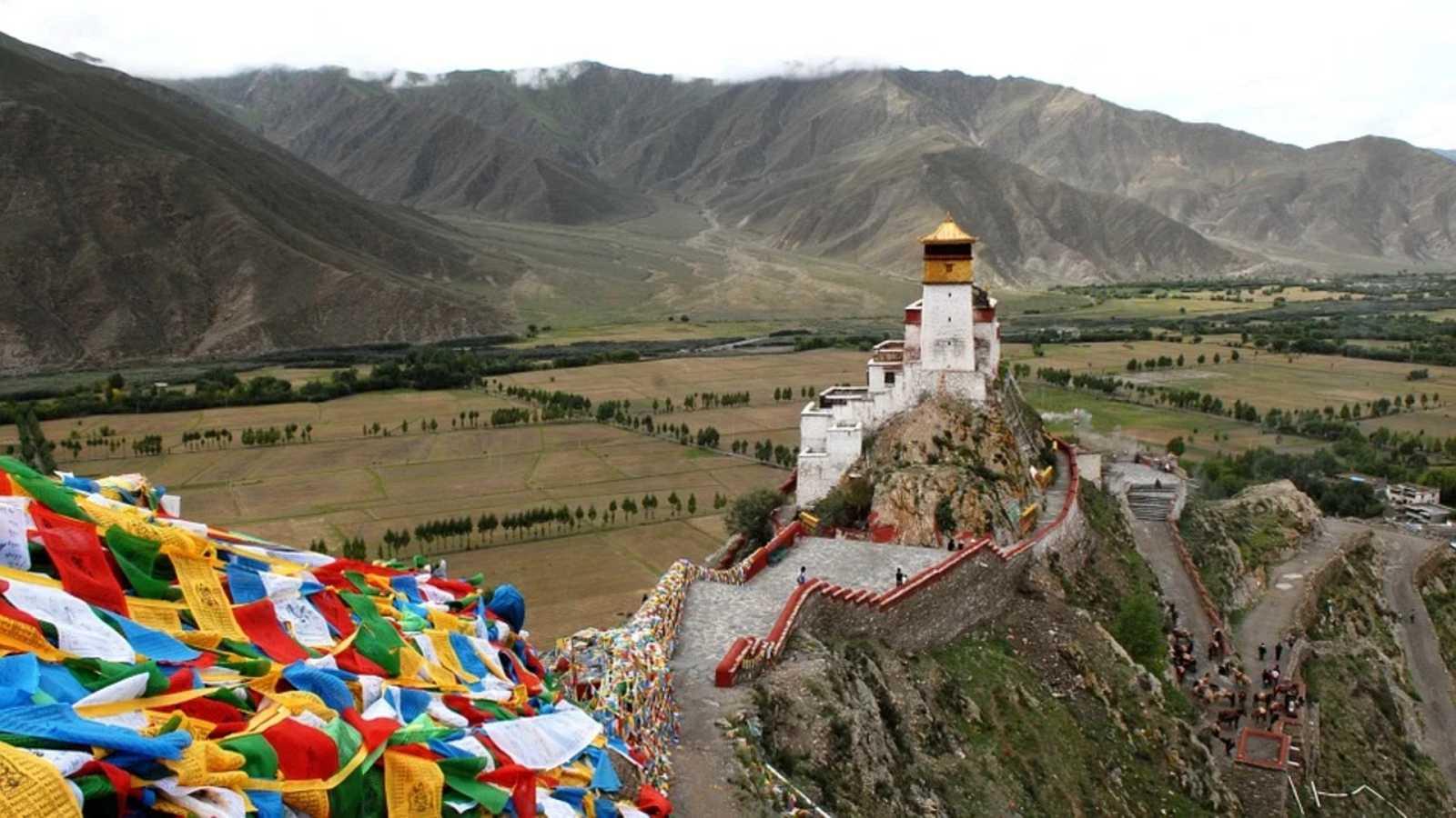 Esto me cuentan - Un cuento del Tíbet  - Escuchar ahora