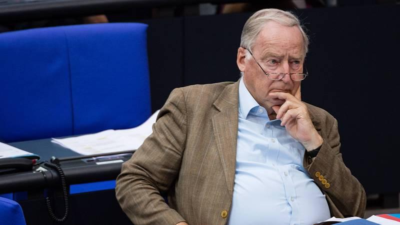 14 horas - Los servicios secretos vigilan al partido de ultraderecha Alternativa para Alemania - Escuchar ahora