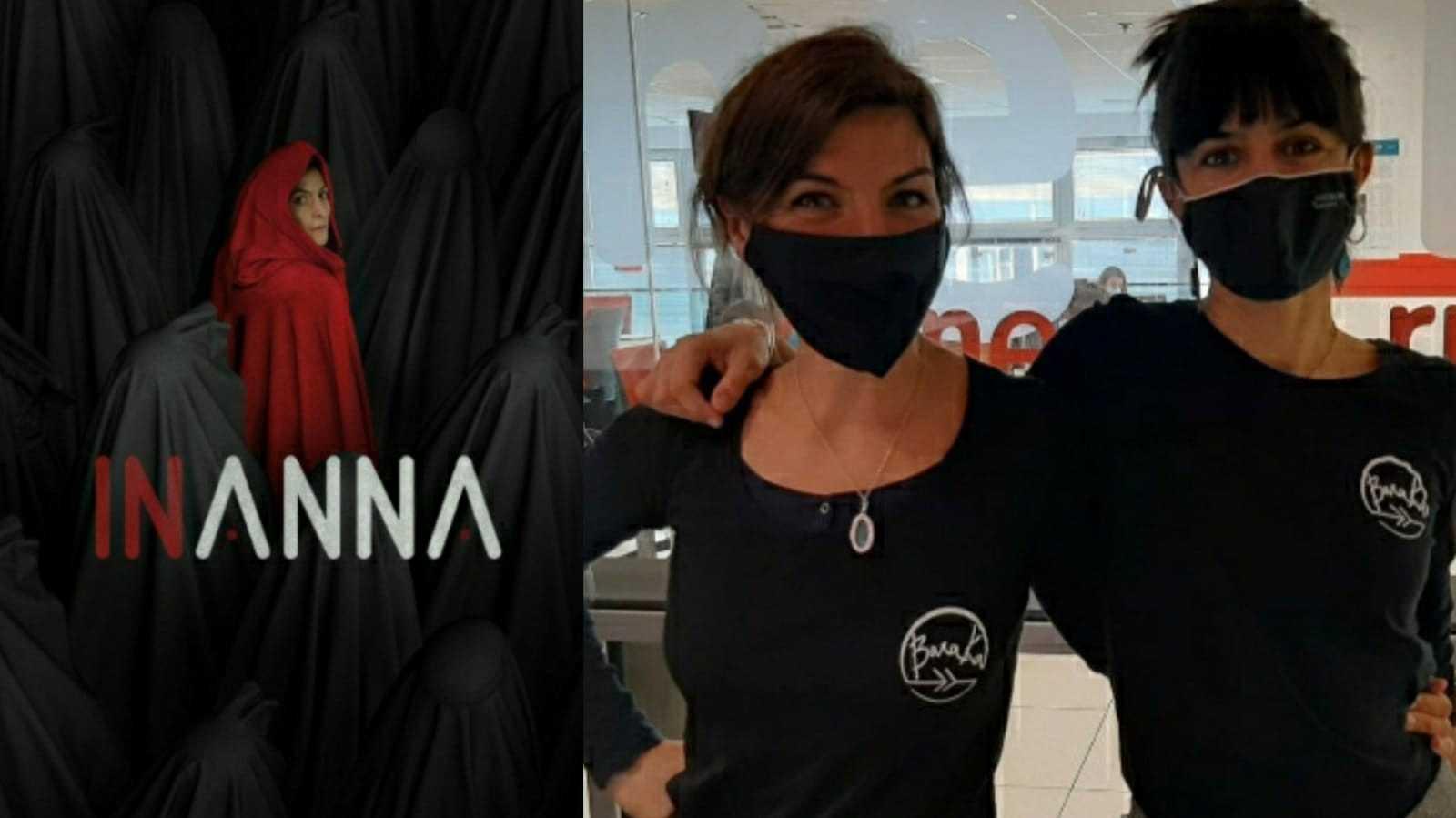 La sala - 'InAnna', de Baraka Teatro: María Caudevilla y Sara Campbell - 03/03/21 - Escuchar ahora