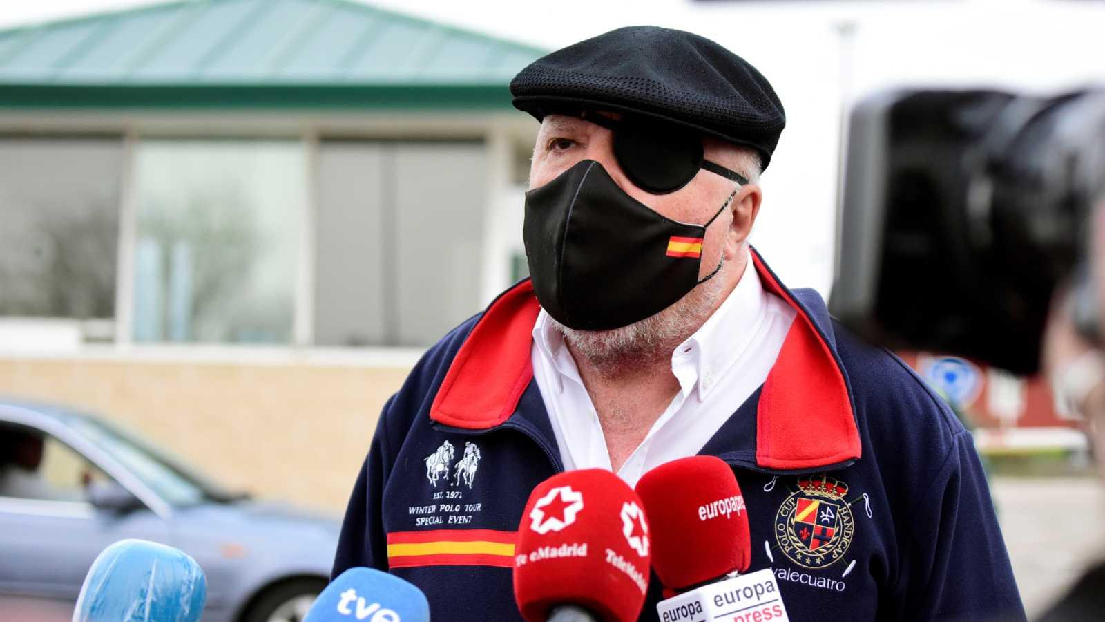 24 horas - Villarejo sale de prisión: su situación judicial - Escuchar ahora