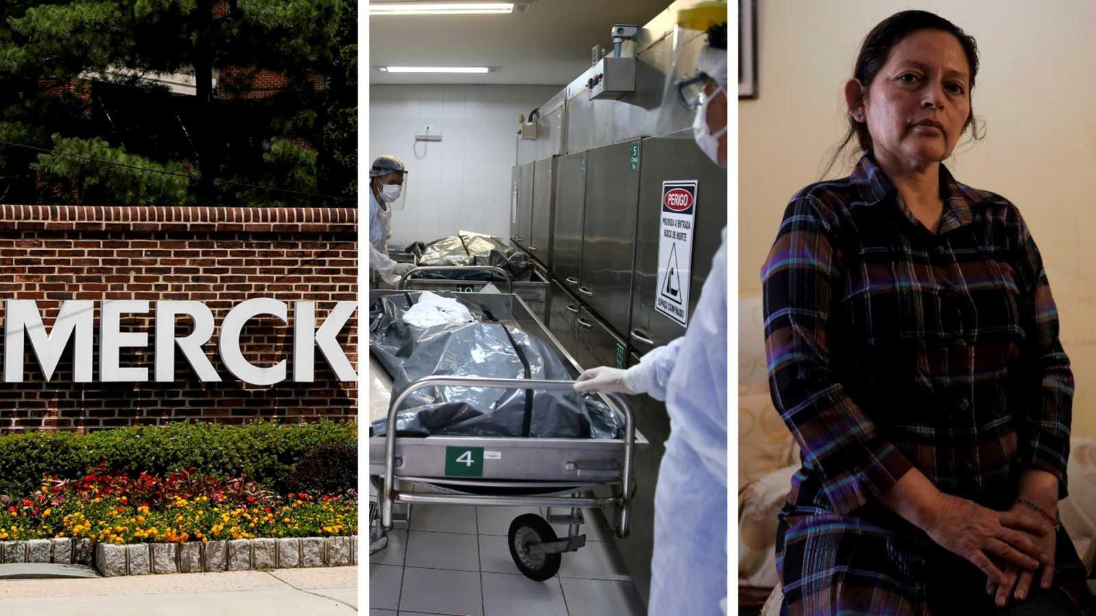 Cinco continentes - Merck fabricará la vacuna monodosis de su rival J&J - Escuchar ahora