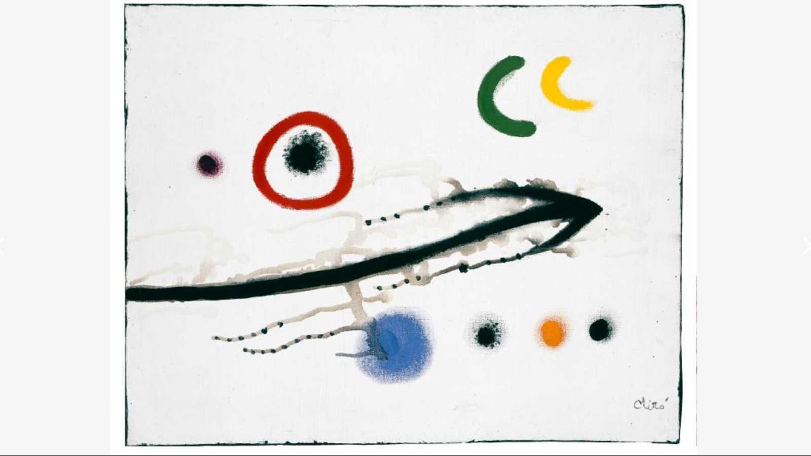 Las Mañanas de Radio Nacional con Pepa Fernández - Una exposición única sobre Joan Miró en La Fundación Barrie - Escuchar ahora