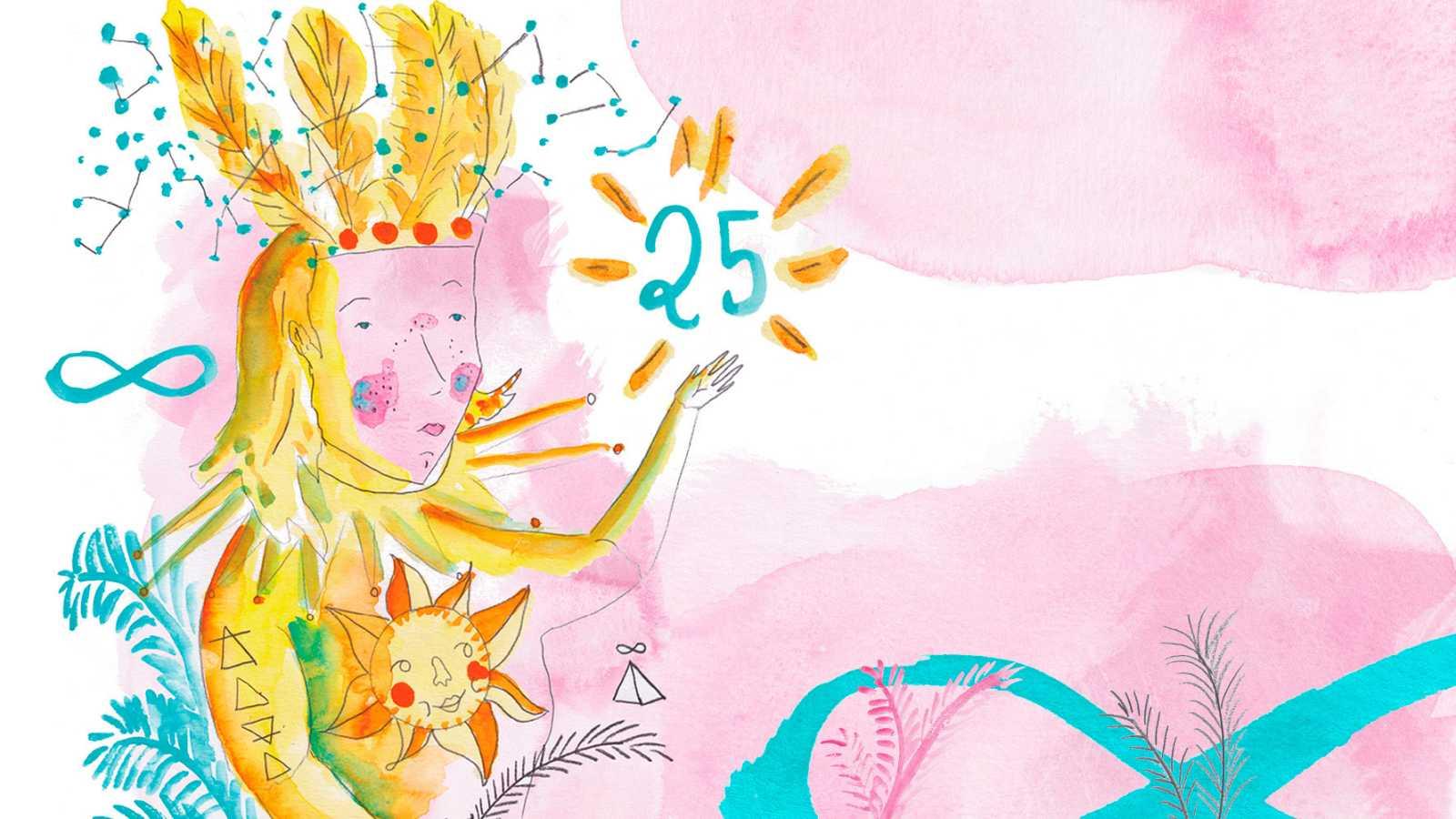 Artesfera - Teatralia cumple 25 años - 04/03/21 - escuchar ahora