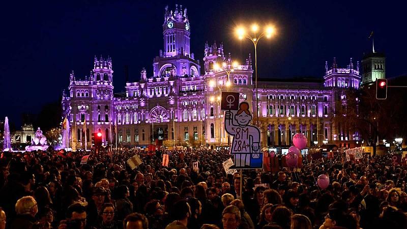 """14 horas - María Castillo, portavoz de la Comisión 8M: """"No vamos a renunciar a la calle"""" - escuchar ahora"""
