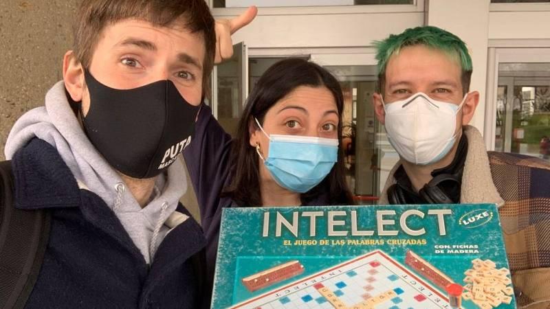 Dramedias - Fiesta escénica con el Intelect, Nao Albet y Marcel Borrás - 05/03/21