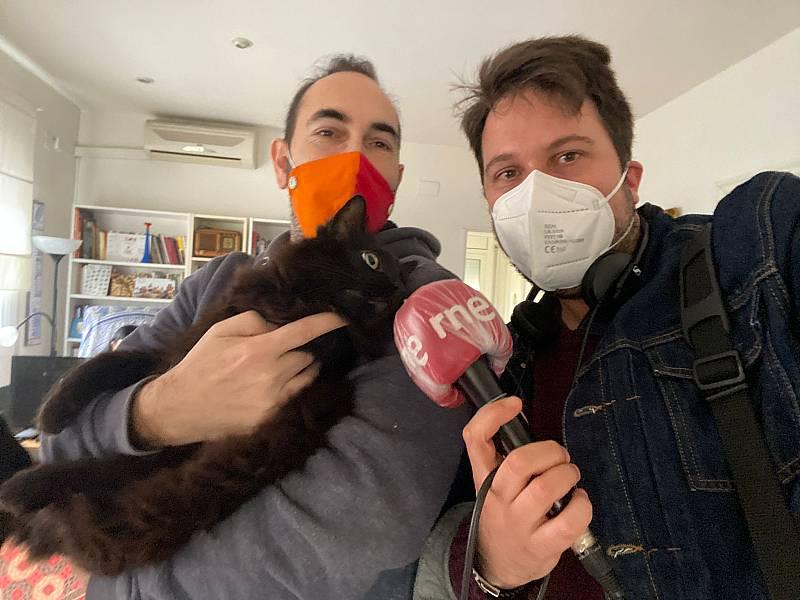 En Directe a Ràdio 4 - Jordi Ferrés, educador de gats