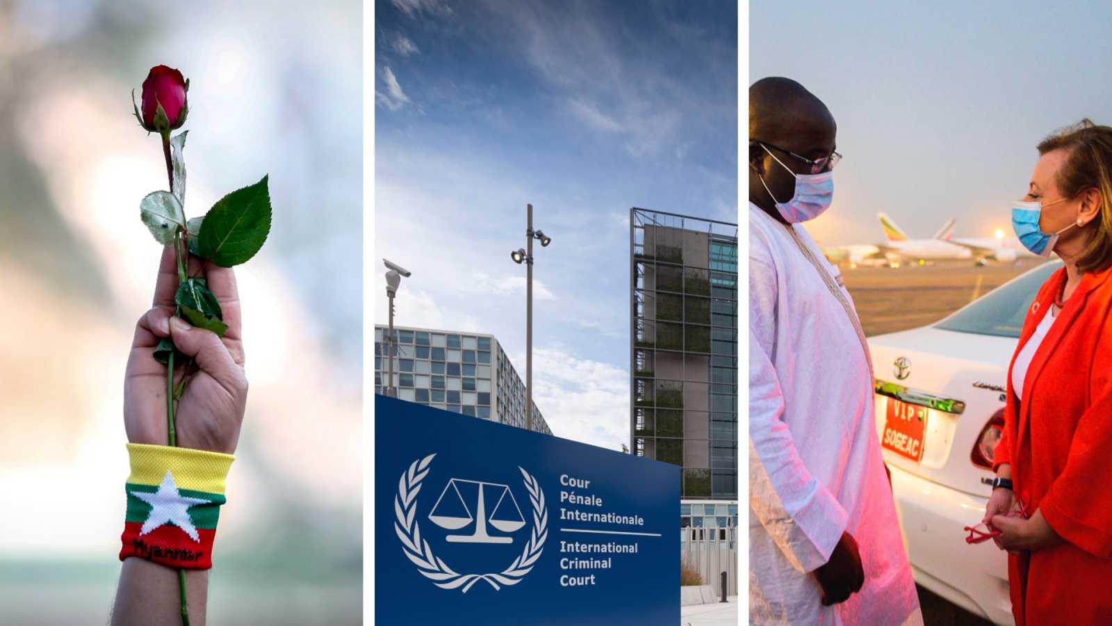 Cinco continentes - Aumenta la represión en Birmania - Escuchar ahora