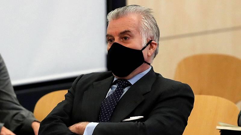 24 horas - Radio Nacional accede a los audios de la declaración de Bárcenas en la que acusa a Esperanza Aguirre - Escuchar ahora