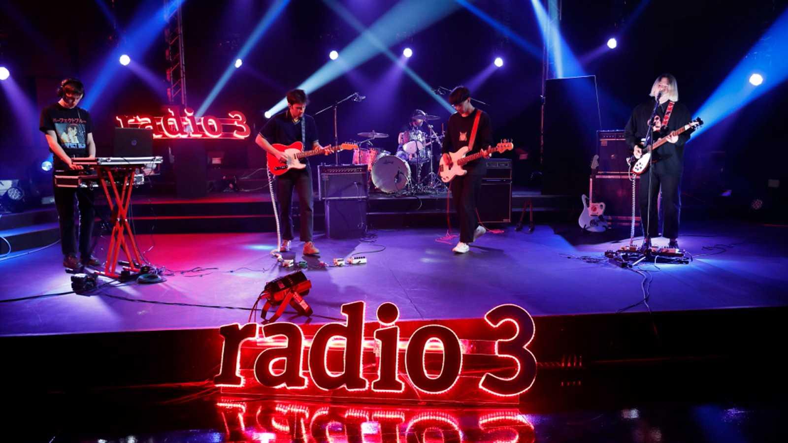 Los conciertos de Radio 3 - Dharmacide - 05/03/21 - escuchar ahora