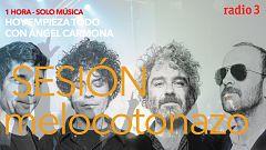 Hoy empieza todo con Ángel Carmona - #SesiónMelocotonazo: Red Hot Chili Peppers, León Benavente, Kiko Veneno... - 05/03/21