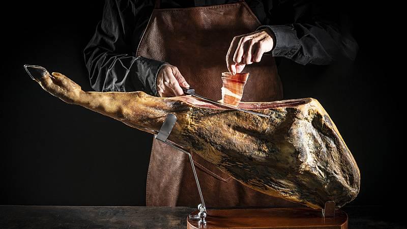 Marca España - El jamón ibérico viaja cada vez más lejos con una nueva campaña de Asici - 05/03/21 - escuchar ahora