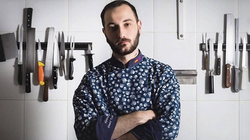 Dichosa cocina - Daniel Esteban - 05/03/21 - Escuchar ahora