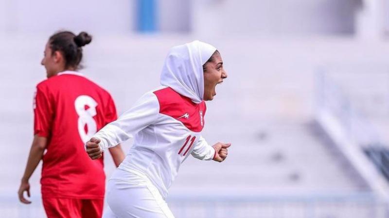 Tablero Deportivo - Samaneh Chahkandi y Leili Khorsand, dos mujeres en el fútbol iraní - Escuchar ahora