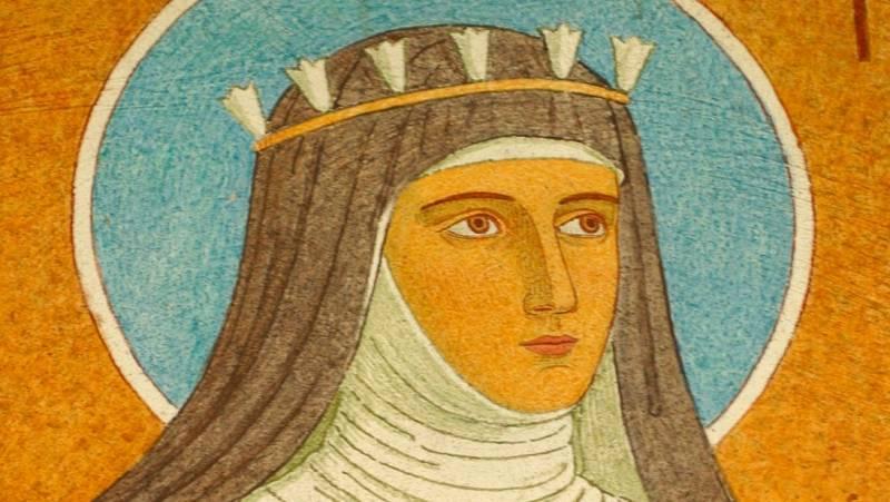 Postal sonora sobre Hildegard von Bingen - escuchar ahora