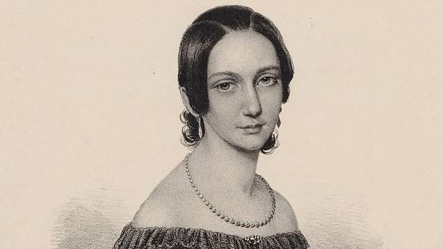 Postal sonora: Clara Schumann