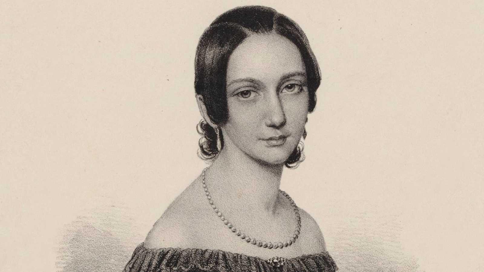 Postal sonora sobre Clara Schumann - escuchar ahora
