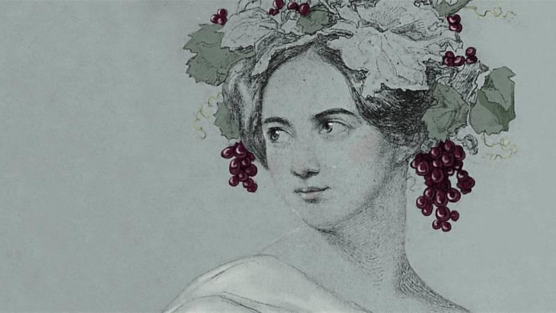 Postal sonora sobre Fanny Mendelssohn - escuchar ahora