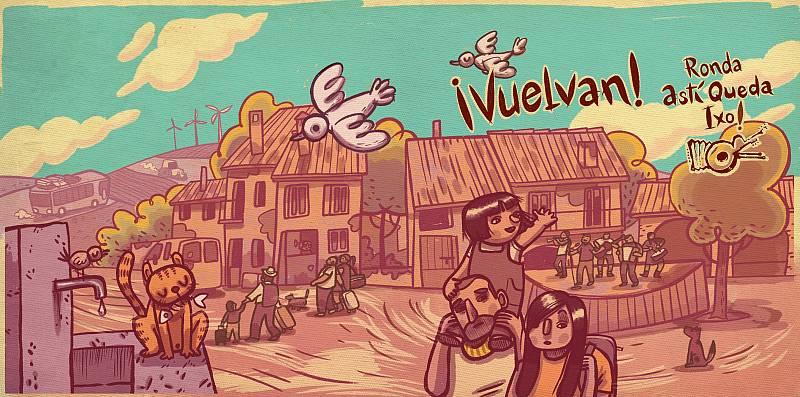 Tarataña - La Ronda Astí queda ixo! y Os Carunchos - 06/03/21 - escuchar ahora