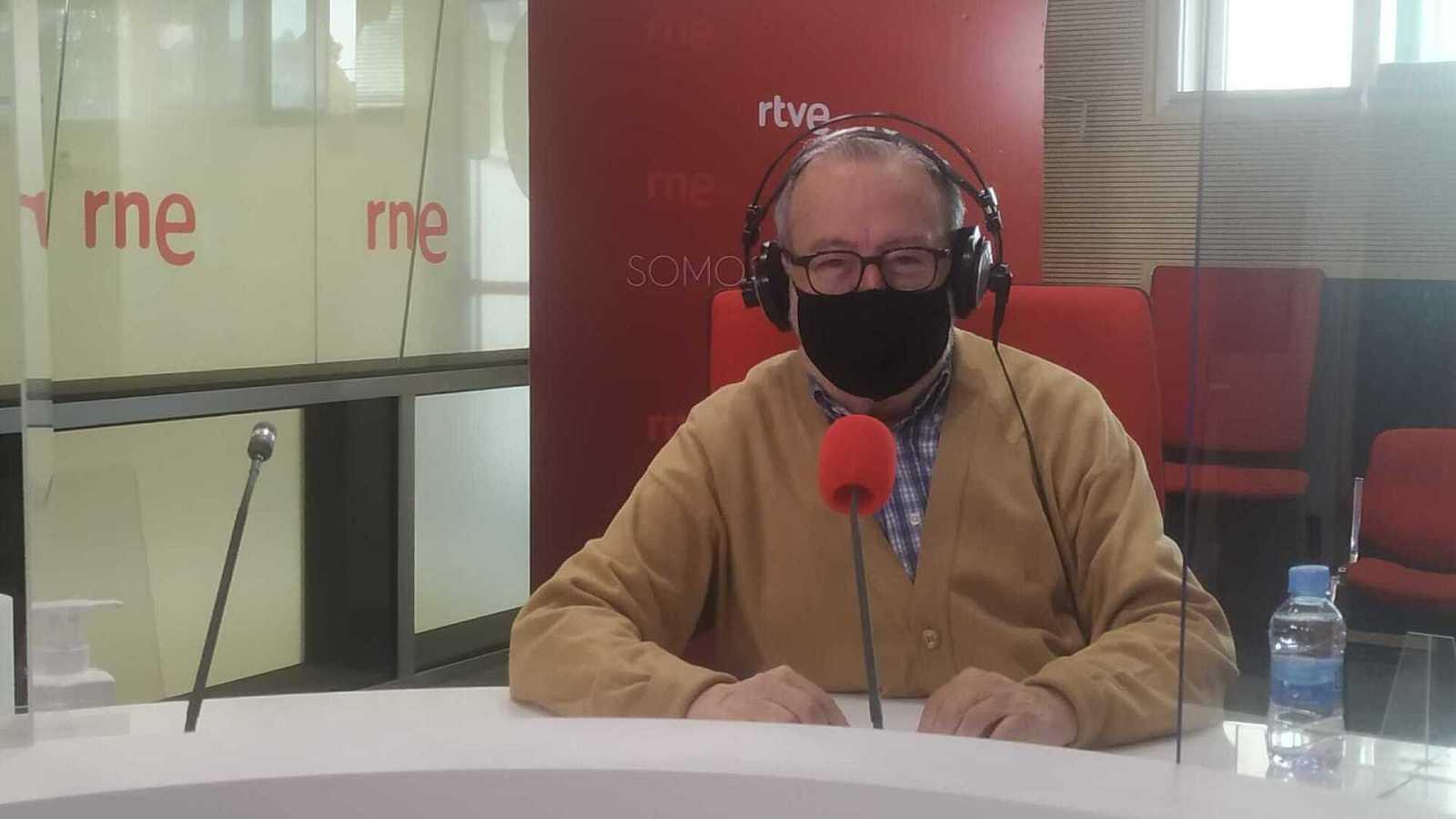 Las mañanas RNE con Pepa Fernández - Tercera hora - 05/03/21 - escuchar ahora