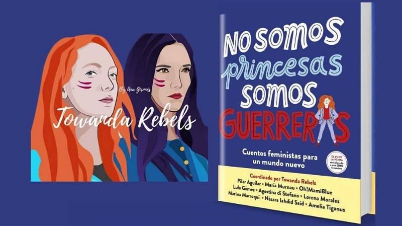 Artesfera en radio 5 - No somos princesas, somos guerreras -06/03/21 - Escuchar ahora