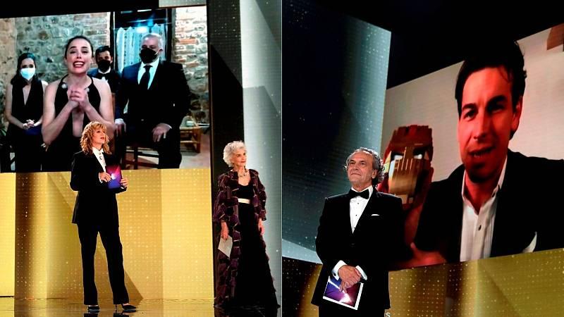 """De película - Mario Casas, Goya al mejor actor: """"Para mí lo más importante es el público"""" - Escuchar ahora"""